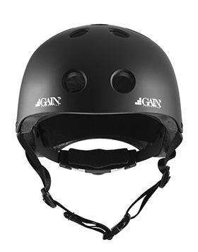 GAIN Protection THE SLEEPER helmet, L-XL-XXL w. adj., mat black