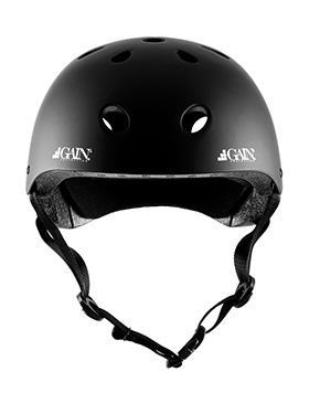 GAIN Protection THE SLEEPER helmet, S-M, matte black
