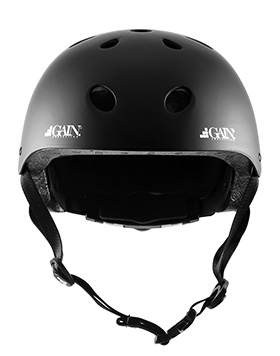 GAIN Protection THE SLEEPER helmet, XS-S-M w. adj., matte black