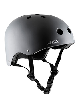 GAIN Protection THE SLEEPER helmet, L-XL, matte grey