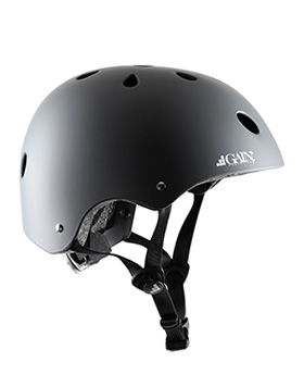 GAIN Protection THE SLEEPER helmet, XS-S-M with adj., matte grey