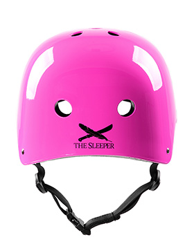 GAIN Protection THE SLEEPER helmet, L-XL, hot pink