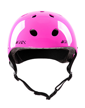GAIN Protection THE SLEEPER helmet, S-M, hot pink