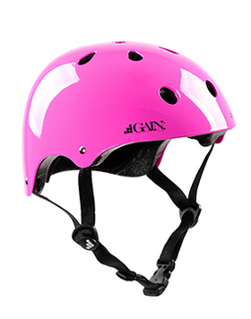 GAIN Protection THE SLEEPER helmet, XS-S, hot pink